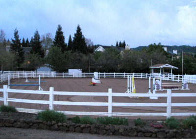 DeVito Equestrian Center Riding-Arena-3