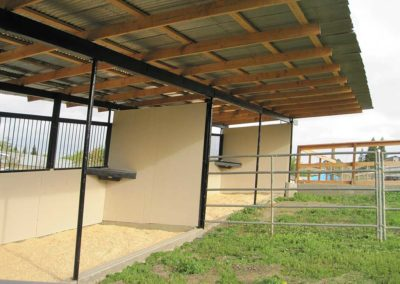 Stalls with Paddocks