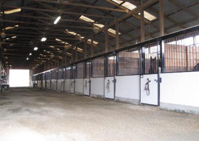 Barn Halway