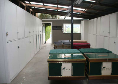 Our Main Tack Room